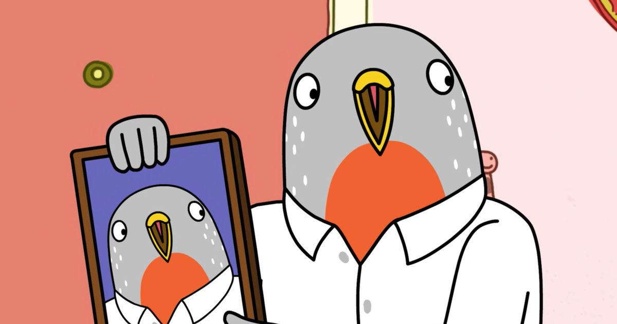 An Ode to Speckle, a (Bird)Man for Our Times