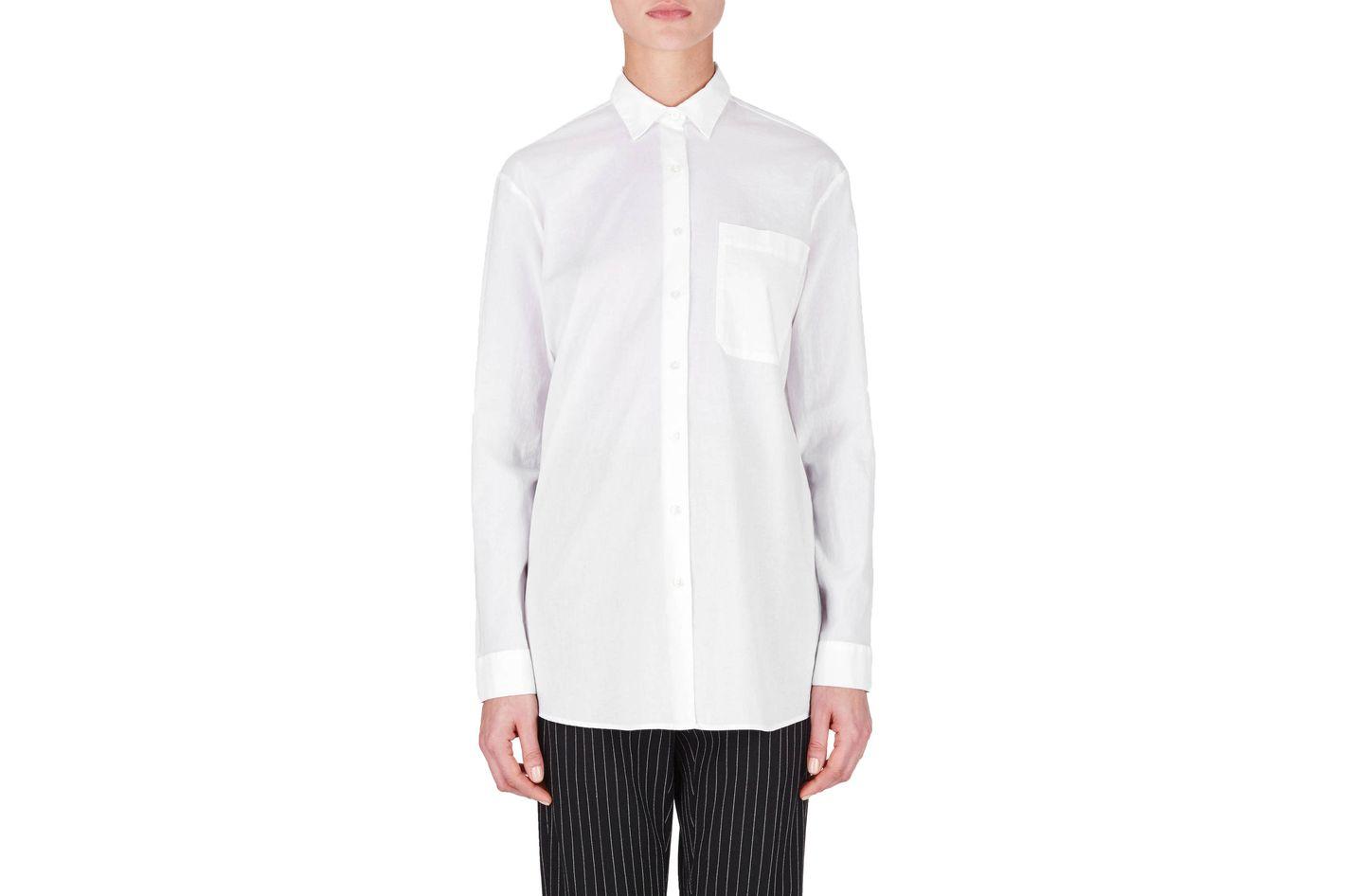ATM Anthony Thomas Melillo Classic Boyfriend Shirt