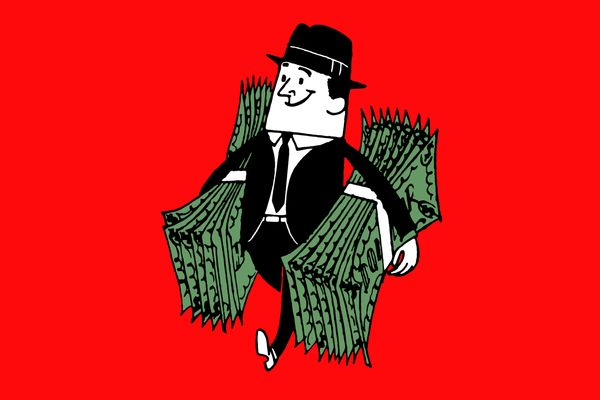 The IRS Barely Bothered to Audit Superrich People Last Year