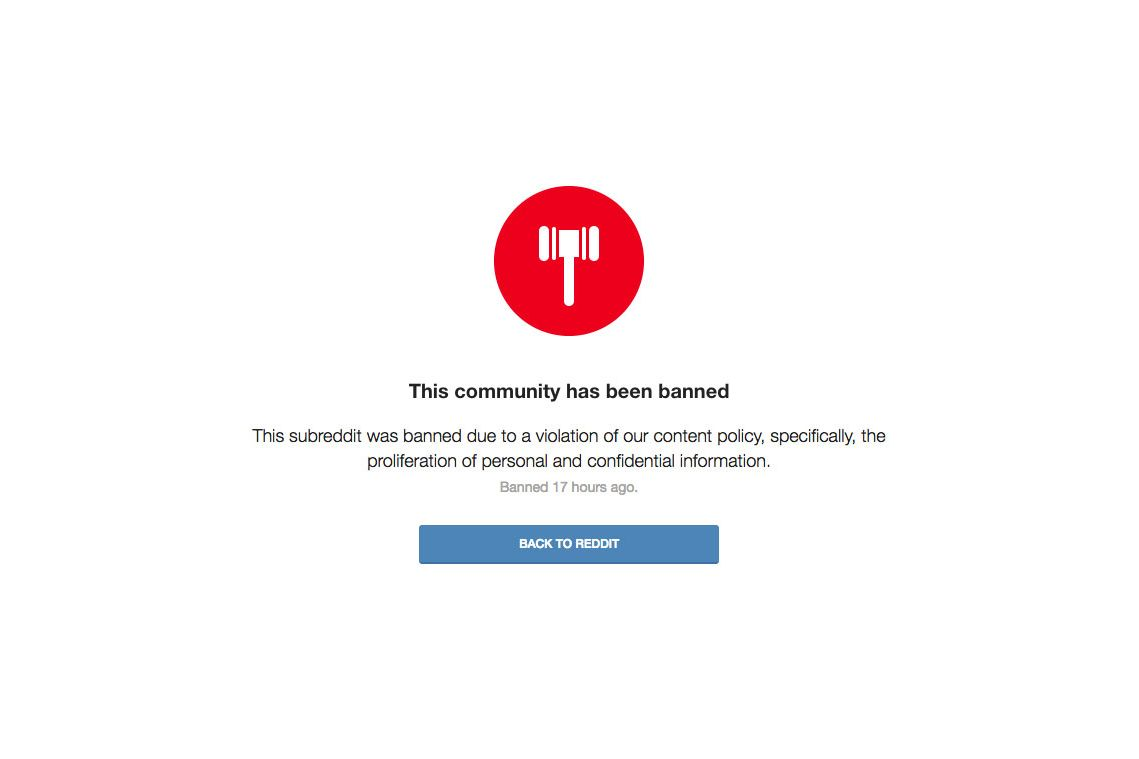 The Alt-Right No Longer Has a Home on Reddit