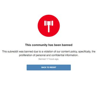 The Alt Right No Longer Has A Home On Reddit