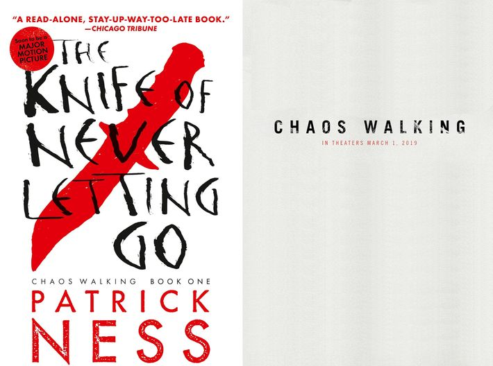 Book Review Chaos To Calm Discovering >> 19 Movies Based On Books Coming Out In 2019