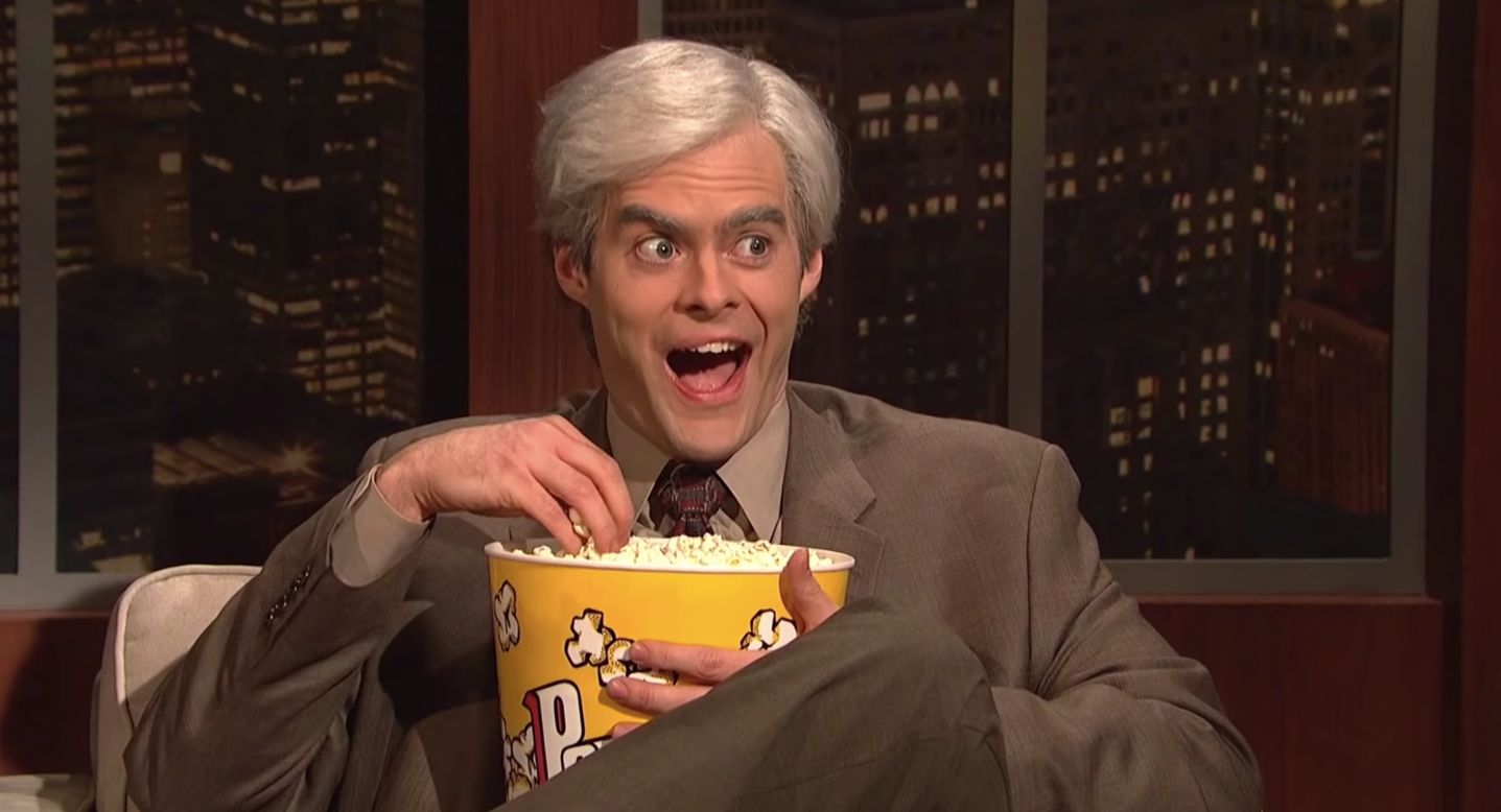 Watch Dateline's Keith Morrison Surprise His Number One Fan, Bill Hader