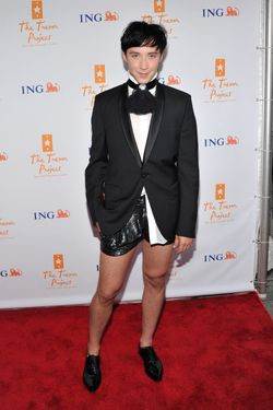 a 250x375 Who Wears Short Shorts? Johnny Weir Wears Short Shorts!