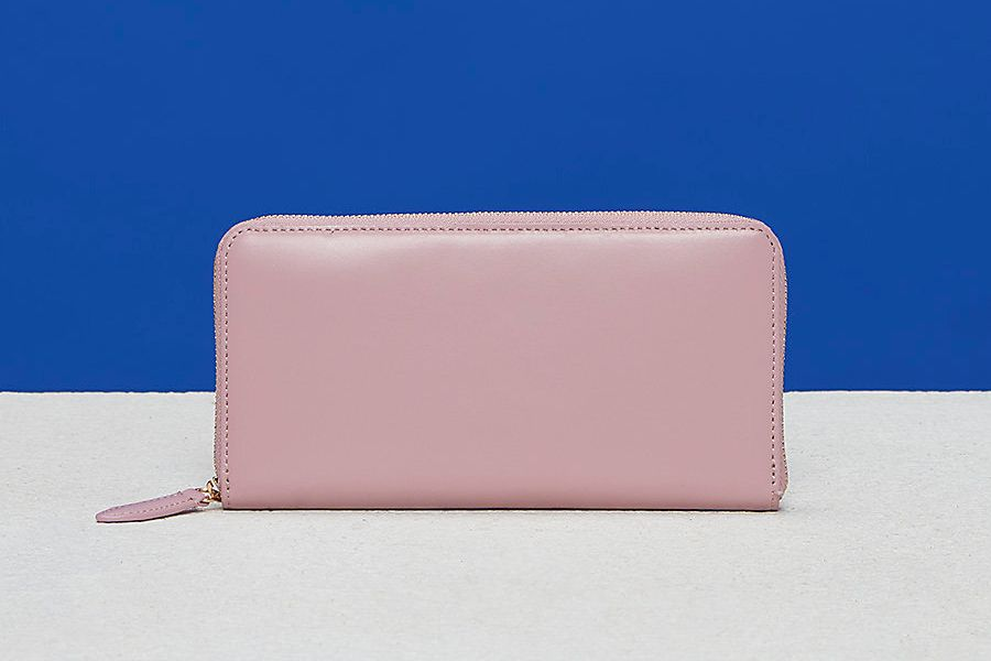 Diane von Furstenberg Zip-Around Wallet