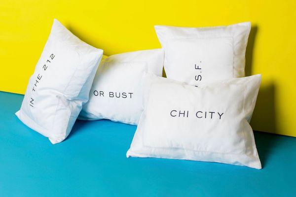 Briar Mini Pillowcase