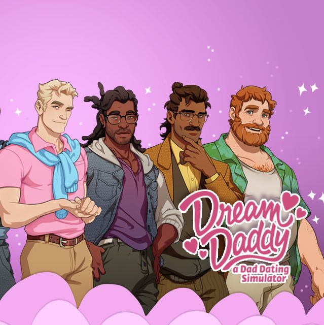 7269d5af36 The Dream Daddy Daddies
