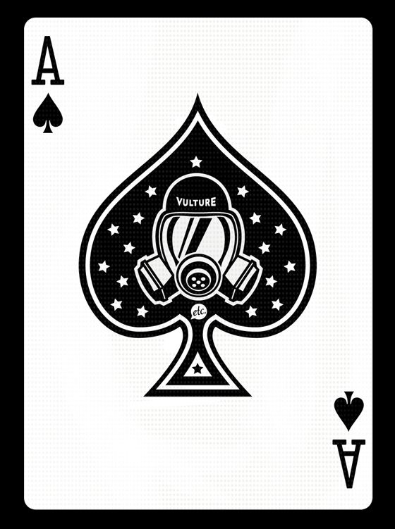 face the ace poker card