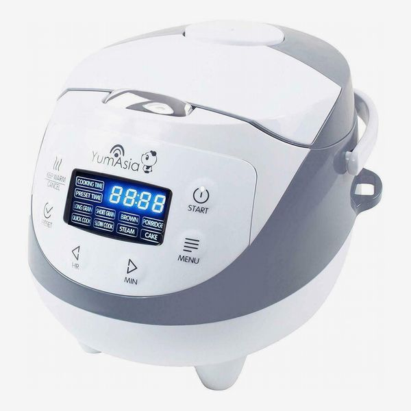 Yum Asia Panda Mini Rice Cooker, 0.6L