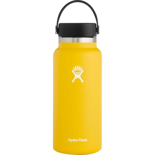 Hydro Flask 32oz Wide Mouth Water Bottle with Flex Cap 2.0