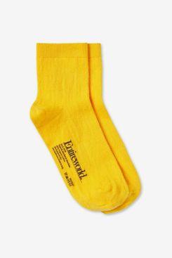 Entireworld Organic Cotton Ankle Socks