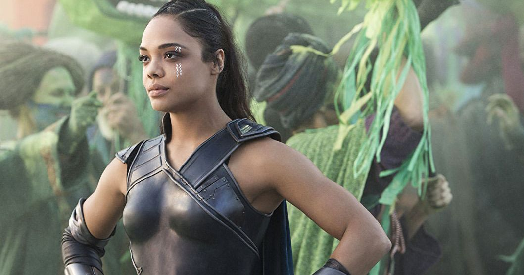 I Didn't Give a Sh*t About Marvel Movies Till I Saw Tessa Thompson in Thor: Ragnarok