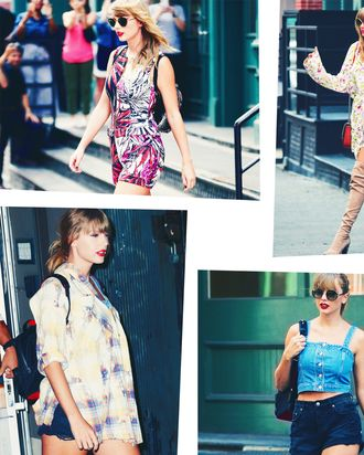 97c70e330e9 This week marked the one-year anniversary of That Time the Internet Decided Taylor  Swift Was Hiding in a Suitcase. It was a different era