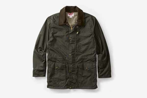 Filson Cover Cloth Mile Marker Coat - Seattle Fit