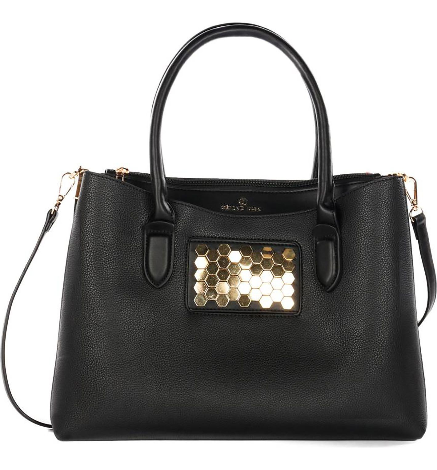 Céline Dion Symphony Faux Leather Satchel