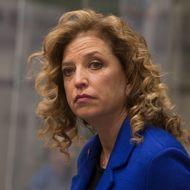 Congresswoman and DNC Chair Debbie Wasserman-Schultz at the