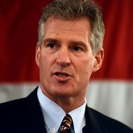 Scott Brown Announces His Candidacy For New Hampshire Senate Seat
