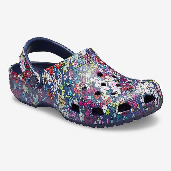 Vera Bradley x Crocs Classic Clog