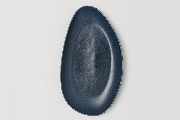 Large Stoneware Serving Dish