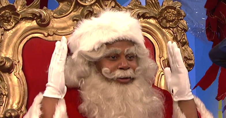 SNL's Santa Has to Deal With the Most Politically-Charged Gift Requests Ever