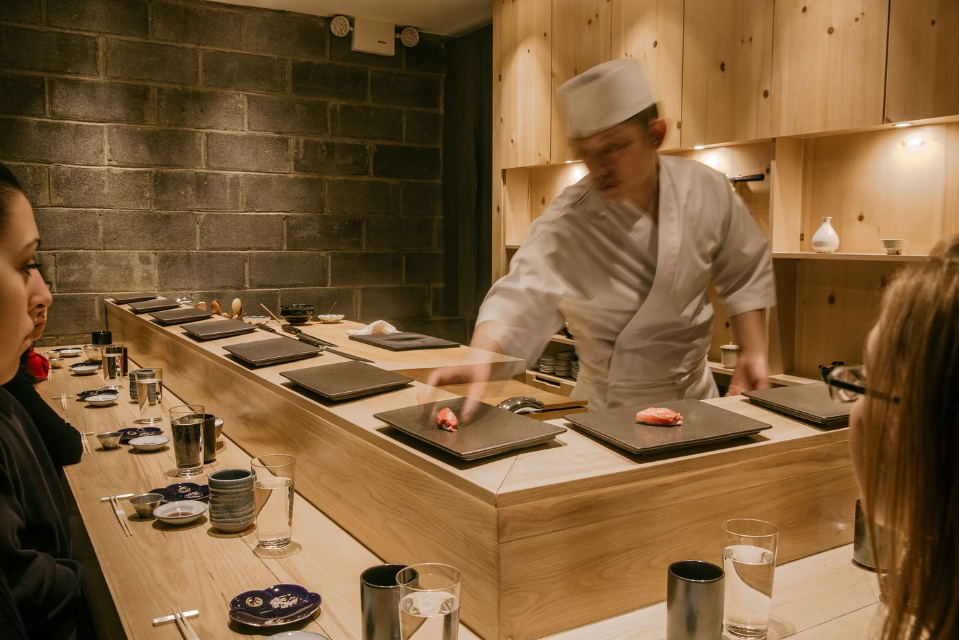 The Absolute Best Sushi In Nyc