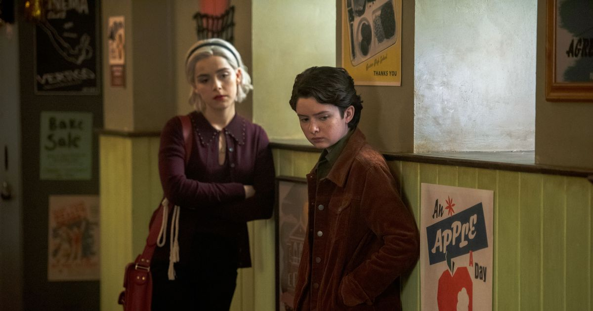 Chilling Adventures Of Sabrina Recap Season 2 Episode 2