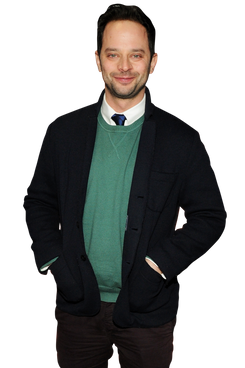 Actor Nick Kroll attends the Bud Light Hotel on February 1, 2014 in New York City.