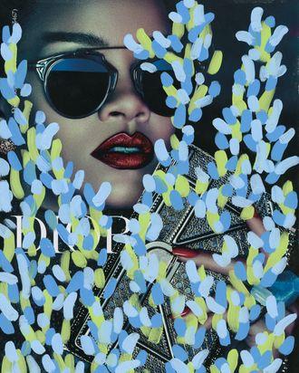 Michael De Feo's Untitled (Rihanna by Steven Klein for Dior), 2016.