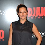 """Zoe Bell attends a screening of """"Django Unchained"""" hosted by The Weinstein Company with The Hollywood Reporter, Samsung Galaxy and The Cinema Society at Ziegfeld Theater on December 11, 2012 in New York City."""