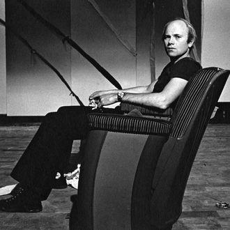 Rosenquist in 1969.