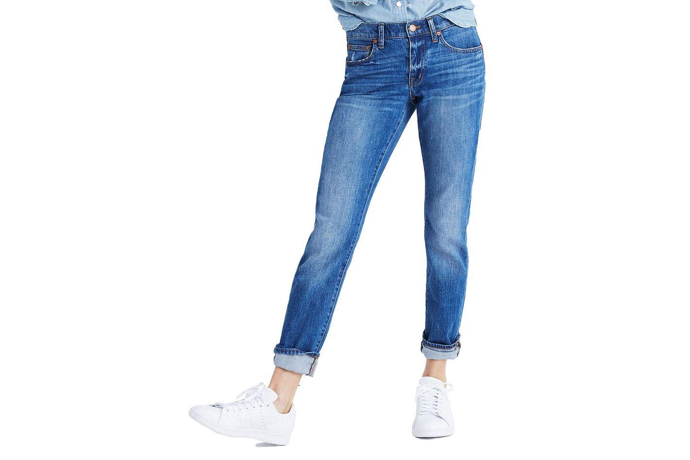 Madewell Boyjean Boyfriend Jeans