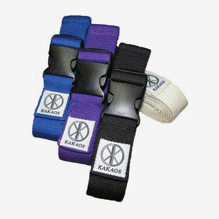 Kakaos Yoga 10 Foot Plastic Snap Strap