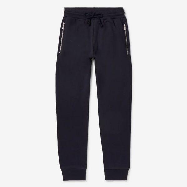 Dries Van Noten Slim-Fit Loopback Cotton-Jersey Sweatpants