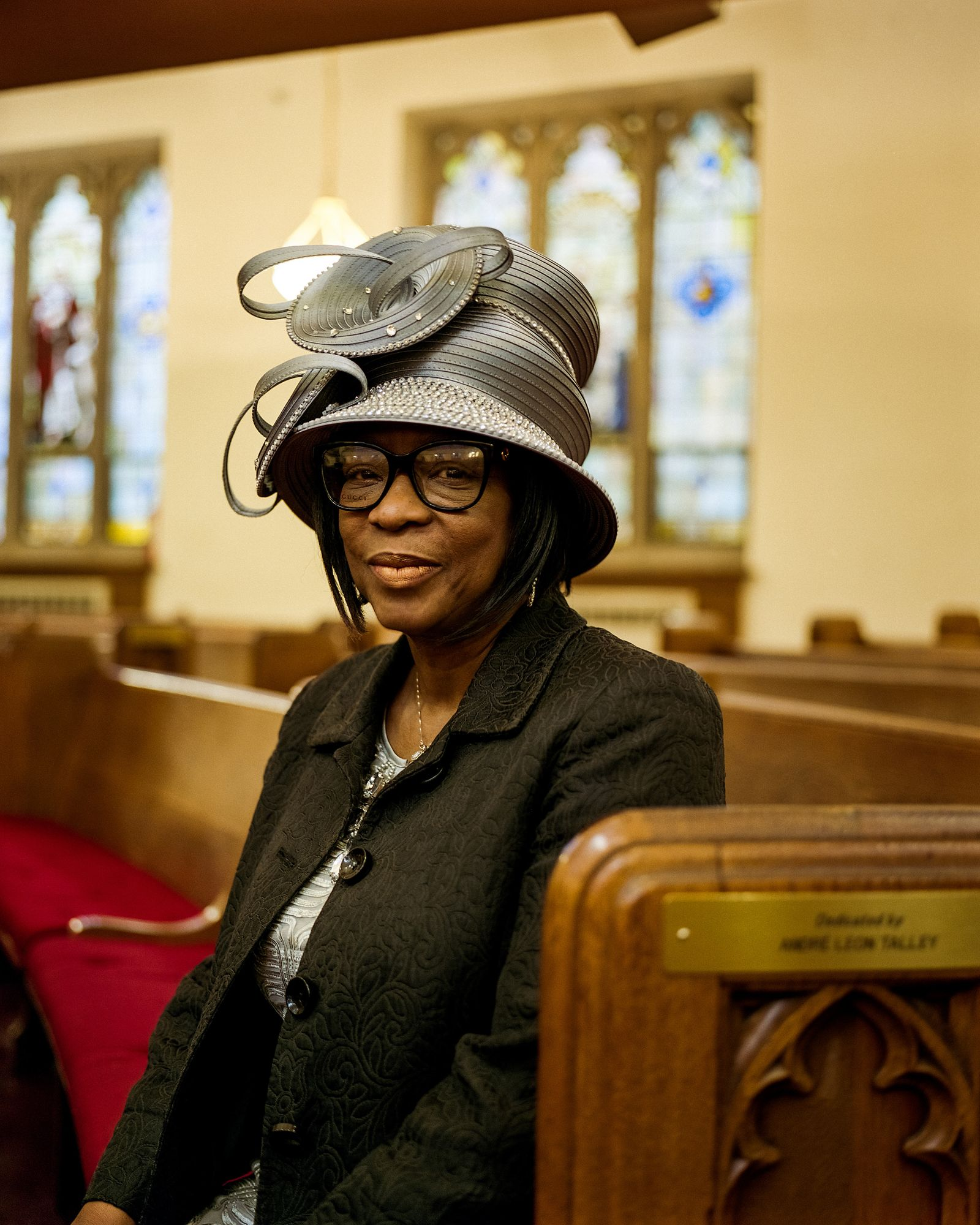 Easter Hats at the Abyssinian Baptist Church in Harlem 57f0dcd7c70