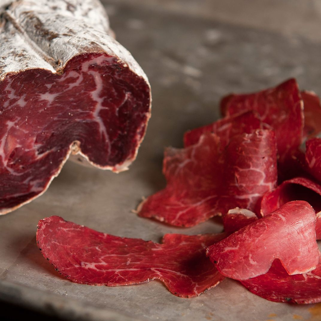 Ends Meat Bresaola