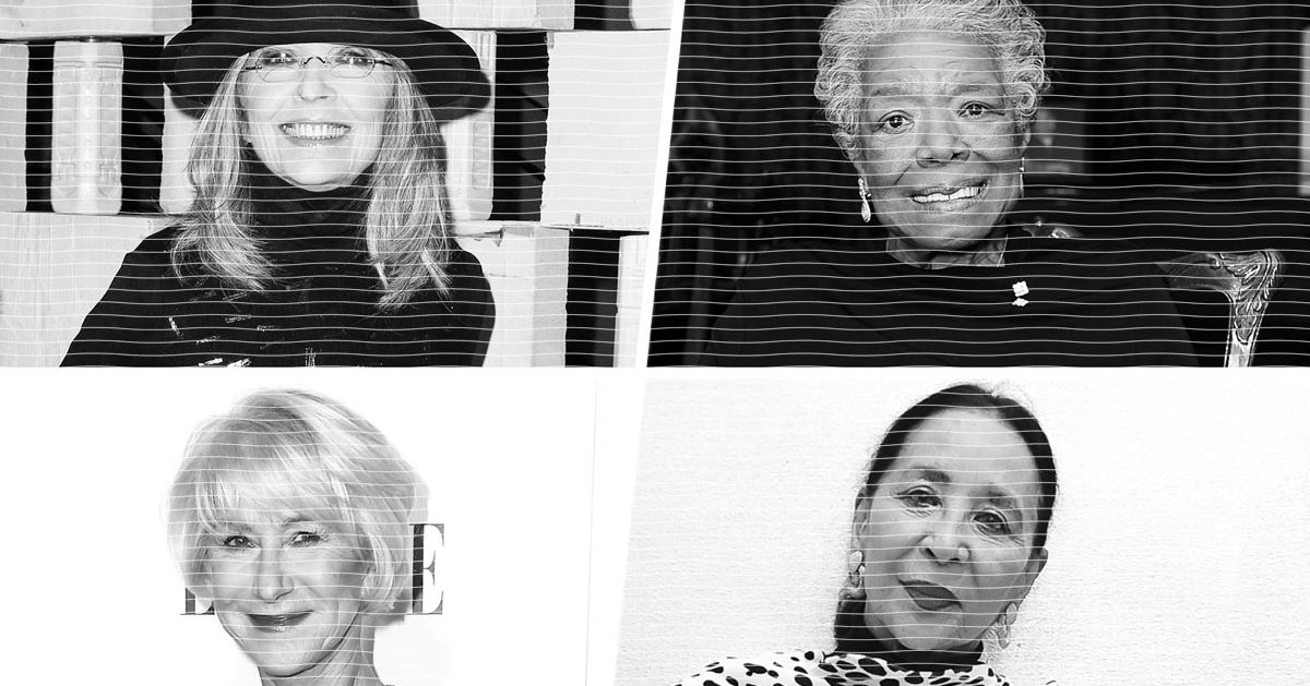 25 Quotes on Aging and Getting Older from Famous Women