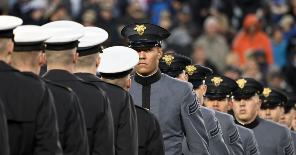 Military Investigating White Power Signal at Army-Navy Game