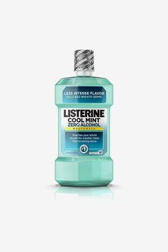 Listerine Zero Cool Mint Alcohol-Free Mouthwash