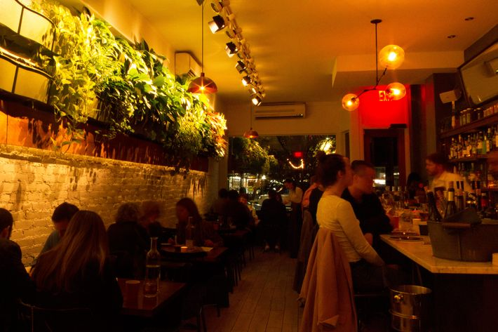 Restaurant review olmsted in brooklyn olmsted photo jemma hinklynew york magazine malvernweather Image collections