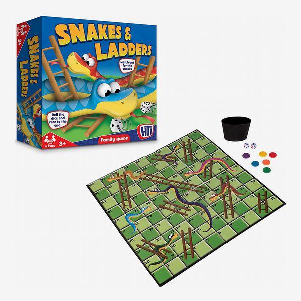 HTI Toys Snakes & Ladders