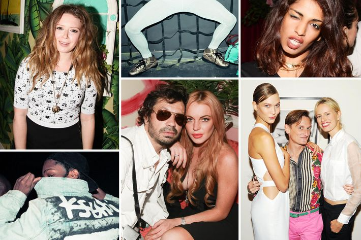 Day 8 of Fashion Week: Parties!