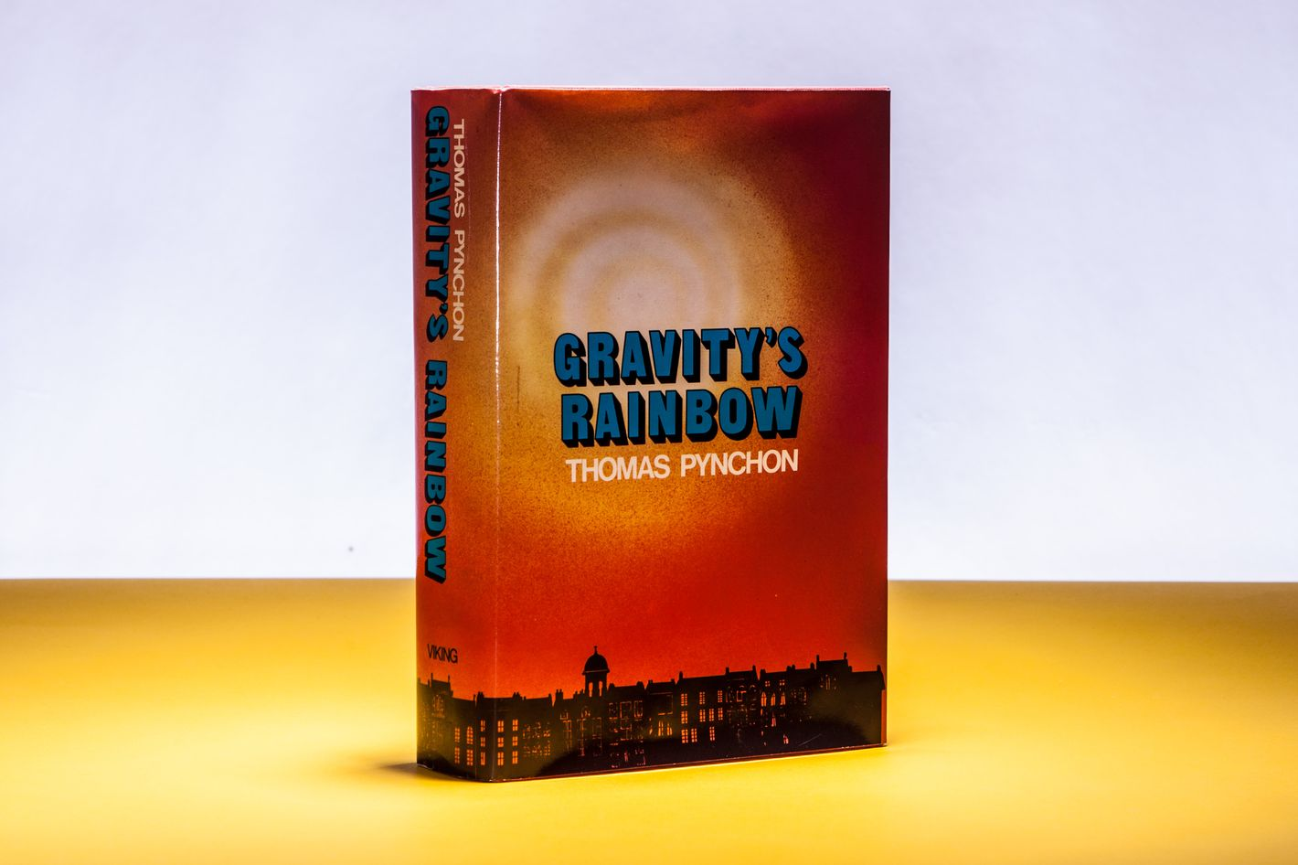 'Gravity's Rainbow,' Thomas Pynchon