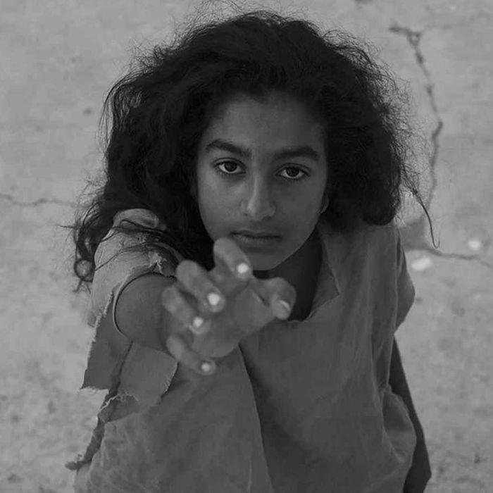 Basima Hajjar in Scales.