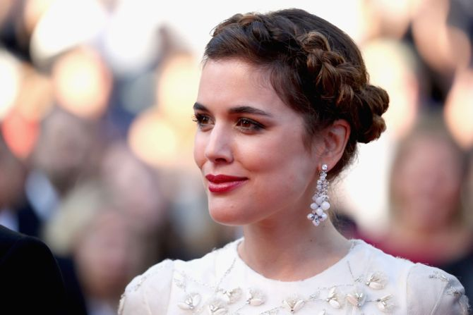 The Best Beauty Looks From Cannes The Cut