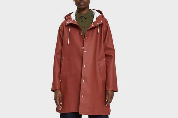 Stutterheim Mosebacke Rain Jacket