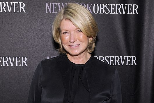 NEW YORK, NY - APRIL 01:  Martha Stewart attends The New York Observer Relaunch Event on April 1, 2014 in New York City.  (Photo by Jamie McCarthy/Getty Images)