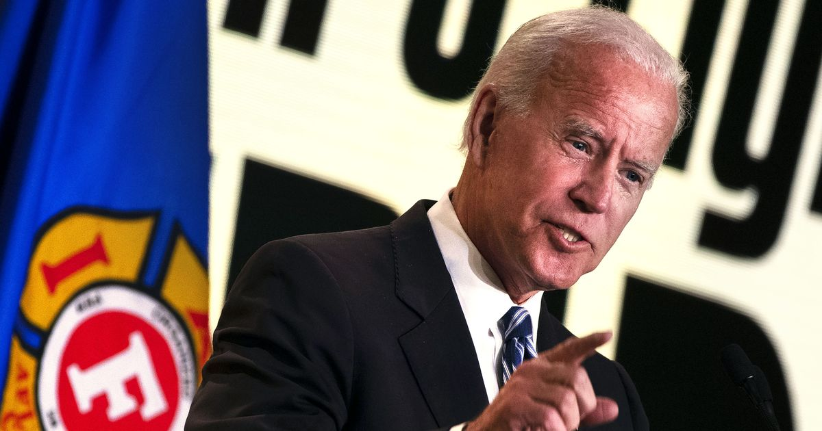 How Biden Plans to Steamroll the 2020 Democratic Field