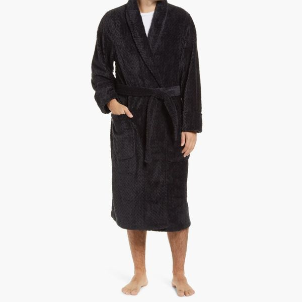 Nordstrom Plush Jacquard Robe