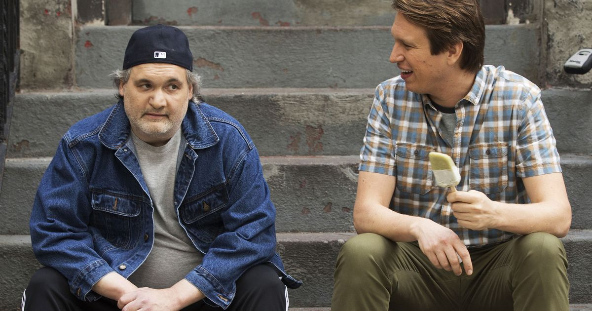 Why Judd Apatow and Pete Holmes Wrote Crashing's Emotional Artie Lange Episode