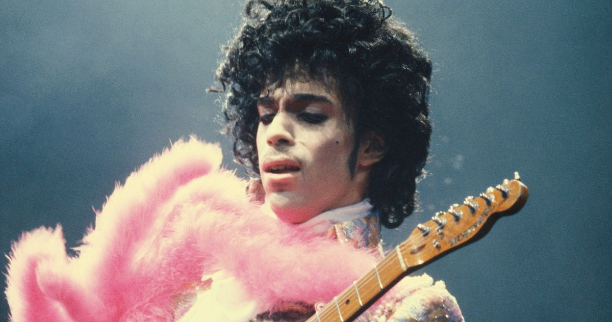 Prince Is Getting His Own Makeup Collection
